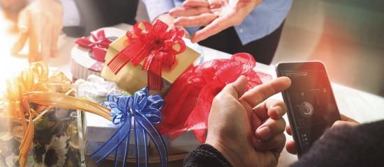 Cadeaux de fin d'année: quelle fiscalité pour votre cabinet?