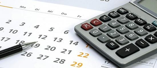 Cabinets de 9salariés au plus: à quelle date verser les cotisations sur les salaires?