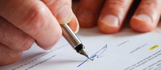 Rupture conventionnelle: pas d'impasse sur la date de signature de la convention!