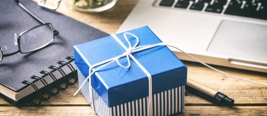 Quelle fiscalité pour les cadeaux offerts par le cabinet en2020?