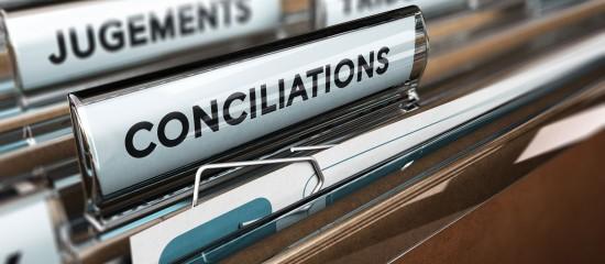 Procédure de conciliation: la suspension du paiement des créances peut être imposée
